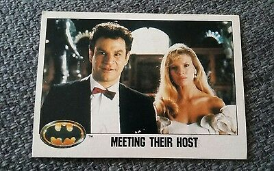 Topps Batman Picture Card Series 1989 - #24