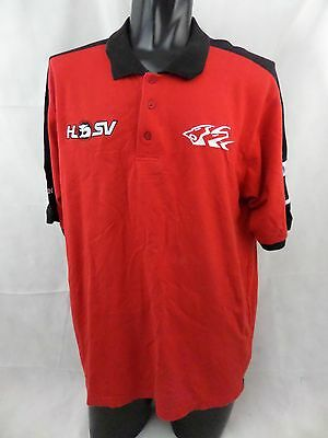 Holden HRT Racing Shirt 2004  XL HSV MOBIL 1                               T9F