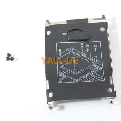 New Hard Drive Cover Caddy for HP 2560P 2570P with 4pcs Screws