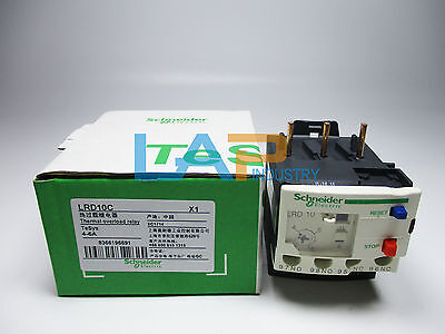 1PC New Schneider Thermal overload relay LRD10C 4-6A
