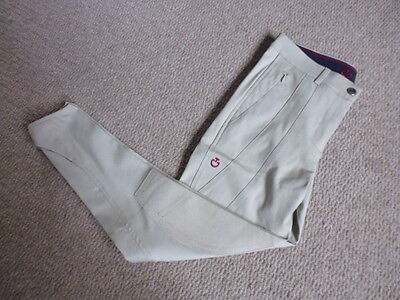 Cavalleria Toscana Ladies Breeches beige size I 42 or UK 8