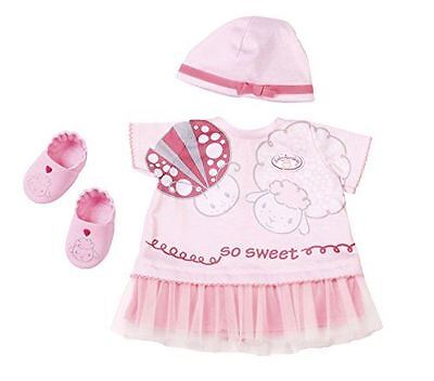 Zapf Creation Baby Annabell Deluxe Summer Dream Outfit Set