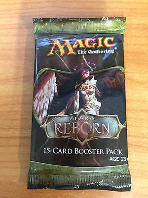 Magic the Gathering Alara Reborn 15 Card Booster Pack - New & Sealed