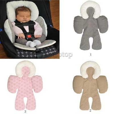 New Baby Stroller Cushion Pad Car Seat Liners Soft Blankets for Baby Care