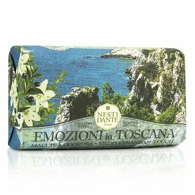 Nesti Dante Emozioni In Toscana Natural Soap - Mediterranean Touch 250g Bath