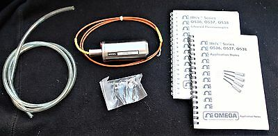 OMEGA Infrared Thermocouple, OS36 Series, Type K, 50-121F Range OS36-K-80F