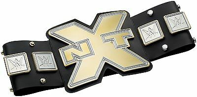 New Official WWE Wrestling NXT Championship Kids Toy Belt Age 8+