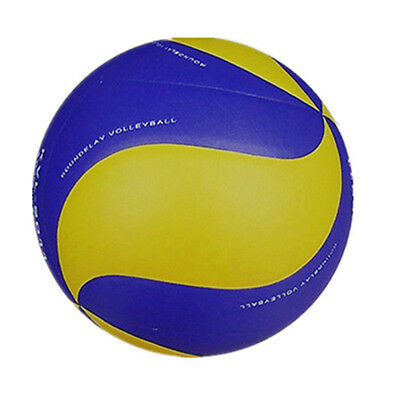 DUNRUN Size 5 All Purpose PU Leather Volleyball WaterProof Training Cover Ball