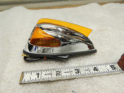 Front Fender Light Honda VTX VSTAR Road Star Boulevard Custom Motorcycle Hot rod