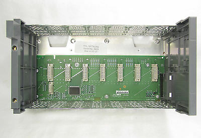 Allen Bradley, SLC 500, 1746-A7, SER B Chassis, Plated Style, 2007, Good Shape