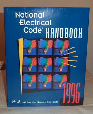 National Electrical Code Handbook 1996 HB 1016 Pages