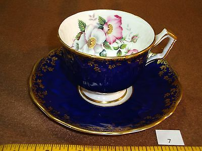 Aynsley China Cup and Saucer from England RELISTED AT REDUCED PRICE