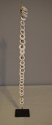 Papua New Guinea Shell Currency Shell Money Stick Lumi Tribe Brides Trading