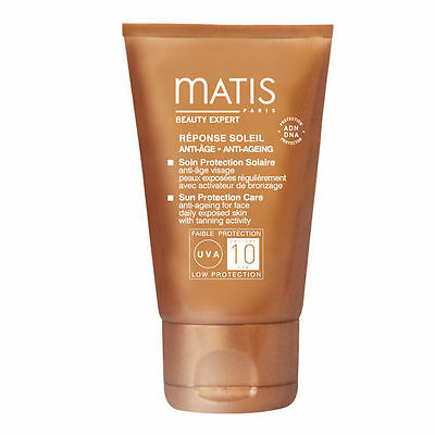 Matis - Soin Protection Visage Anti-Age Fps 10