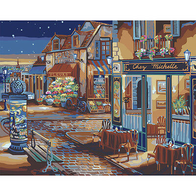 "Paint By Number Kit 16""X20"" Starry Night 216-21757"