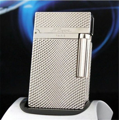 HOT S.T Memorial lighter Bright Sound!  NEW Silver colour lighter