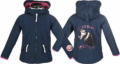 HKM Little Sister Princess Softshelljacke (8741)