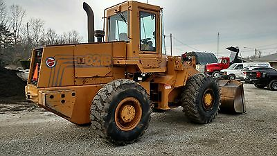1995 CASE 621B Wheel Loader with Cab