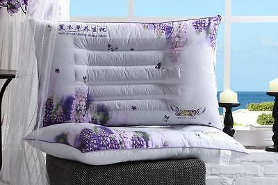 Herbal Pillow with Lavender Neck Health Flower and Plant Good Sleeping Wheat