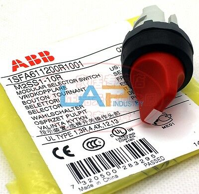 1PC NEW ABB M2SS1-10R Selector Switches