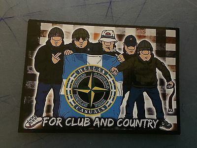 Casuals Ultras x2 stickers