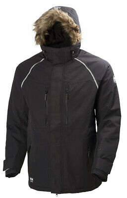 HELLY HANSEN Winterjacke Arctic 71335 schwarz Gr Airsoft Funsport M