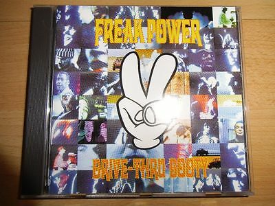 Freak Power - Drive Thru Booty *MINT*94*ISLAND*FRENCH* TOP HOUSE CD