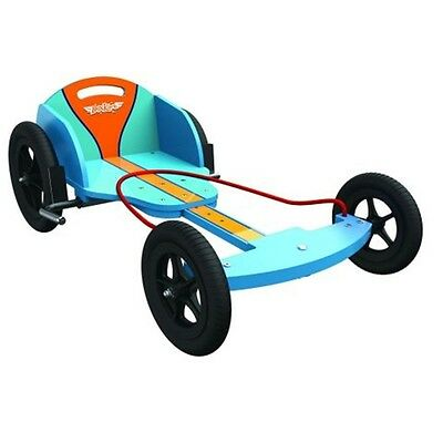 Boxcart Bogie Gulf BoxKart Soap Box racer car push cart racing car go kart dsign