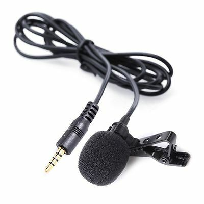 BOYA BY-LM10 Condenser Lavalier Clip-on Microphone for Smartphone iPad/iPhone