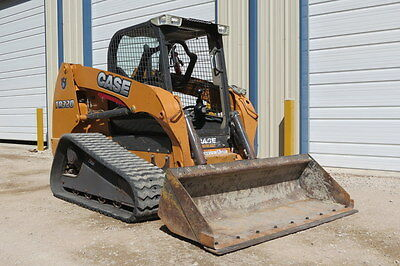 2012 Case Tr320 Skid Steer 2 Speed Hydrostatic Turbo Diesel