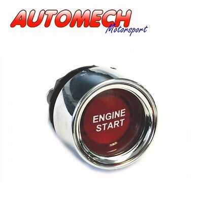 Competition Heavy Duty Push Button Illuminated Starter Switch 50 AMP (338R)