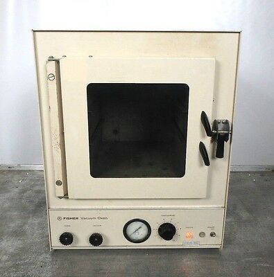 Fisher Scientific Benchtop Vacuum Oven Model 48 Laboratory