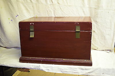 Chinese Wooden Chest/ Trunk