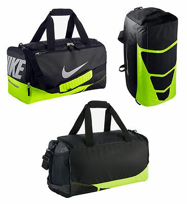 e08bdbb582 Nike Max Air Vapor Team Training Duffel Bag Sports Holdall gym Travel Bag  Small