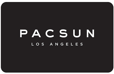 Pacific Sunwear Gift Card Gift Card - $25, $50 or $100  Fast Email delivery