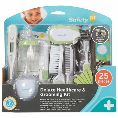 Safety 1st Deluxe Healthcare & Grooming Kit