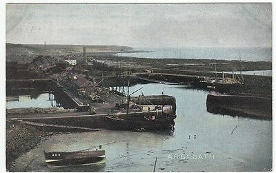 PPC: The Harbour, Arbroath