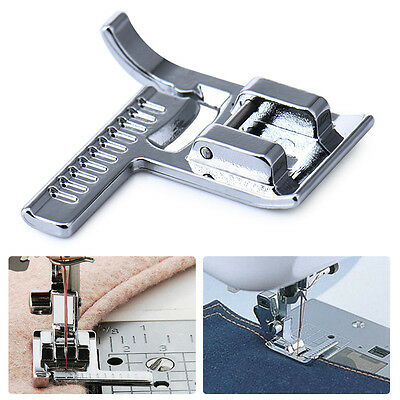 NEW Multifunction Household Sewing Machines with Ruler for Presser Foot Sewing