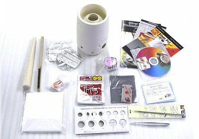 PMC3 sterling silver clay 16g containing original starter kit Silver pot manual