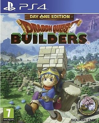 New Dragon Quest Builders (PS4, Playstation 4)