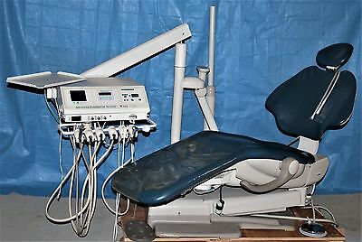 ADEC 511 Dental Chair with Advanced Endodontic System