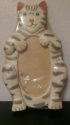 Cat Lover Picture Frame