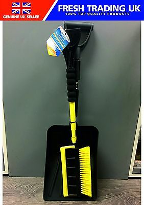 Hopkins 17211 Subzero Snow Shovel & Snowbroom Combo
