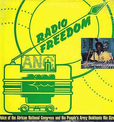 Radio Freedom: Voice Of The African National Congress – LP Vinyl Record