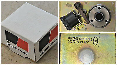 """WARNER ELECTRIC 305-17-001 Wrap Spring Clutches & Brakes 24VDC """"CW"""" 1/2"""" Bore"""