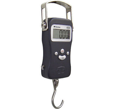 AWS American Weigh Scales H-110 Hanging Luggage Scales 110lb by 0.1oz