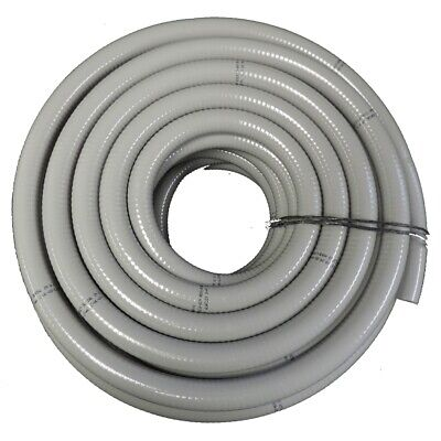 "1/2"" x 50'  Flexible Liquid Tight, Non-Metallic, Electrical PVC Conduit"