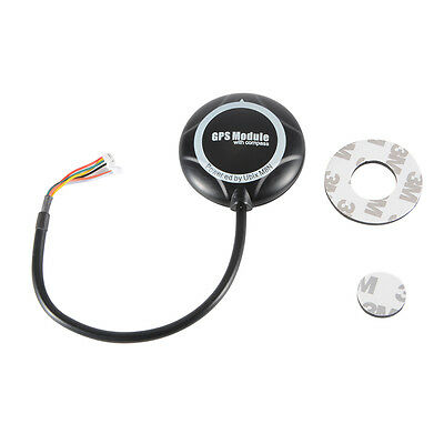 Mini NEO-M8N GPS with Compass Shell for DIY APM 2.6 2.8 Flight Controller RC525