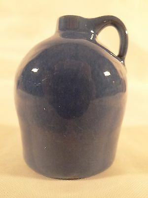 Paul Revere Pottery Arts & Crafts miniature jug labeled Boston
