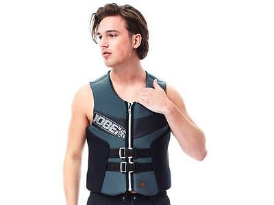 Jobe Back Support Vest Mens Buoyancy Aid Jetski Wakeboard Waterski Canoe